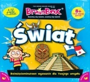 ALBI BRAIN BOX - ŚWIAT